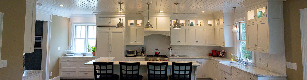 Kitchen Lighting Design And Installation For A Historic Victorian Home Cranford NJ 2016